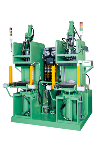 C Frame Rubber Injection Molding Machine(F.I.L.O.)