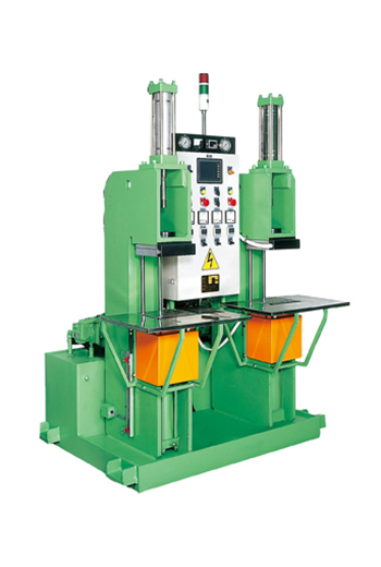 C Frame Top Plunger Transfer Molding Machine