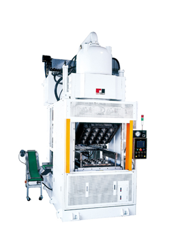 Down-Stroking Type Vacuum Compression Molding Machine