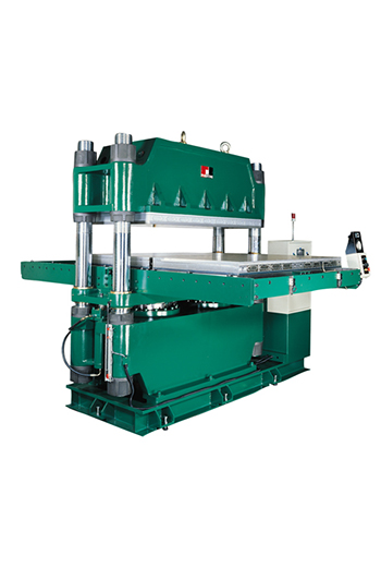 Large Compression Molding Machine(Two sides operation)