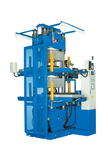 Rubber Compression Molding Machine(Column Type) - PAN STONE